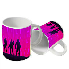 Superhero Design Custom Printed Gift Ceramic Tea/Coffee Mug Cup - 0082