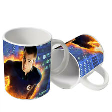 Superhero Design Custom Printed Gift Ceramic Tea/Coffee Mug Cup - 0083