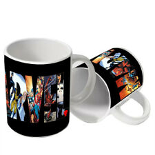 Superhero Design Custom Printed Gift Ceramic Tea/Coffee Mug Cup - 0078