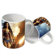 Superhero Design Custom Printed Gift Ceramic Tea/Coffee Mug Cup - 0027