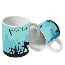 Superhero Design Custom Printed Gift Ceramic Tea/Coffee Mug Cup - 0047