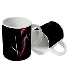 Superhero Design Custom Printed Gift Ceramic Tea/Coffee Mug Cup - 0004