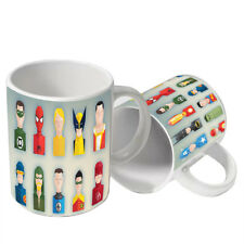 Superhero Design Custom Printed Gift Ceramic Tea/Coffee Mug Cup - 0072