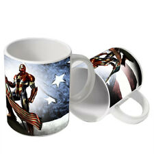 Superhero Design Custom Printed Gift Ceramic Tea/Coffee Mug Cup - 0013