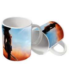 Superhero Design Custom Printed Gift Ceramic Tea/Coffee Mug Cup - 0038