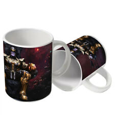 Superhero Design Custom Printed Gift Ceramic Tea/Coffee Mug Cup - 0049