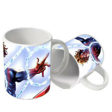 Superhero Design Custom Printed Gift Ceramic Tea/Coffee Mug Cup - 0061