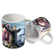 Superhero Design Custom Printed Gift Ceramic Tea/Coffee Mug Cup - 0025