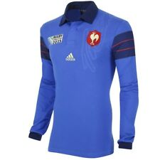 FFR RWC SU M BLE - Maillot Rugby France Homme Adidas