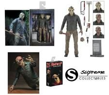 """Neca Jason Voorhees Friday the 13th Part 4 Ultimate 7"""" Deluxe Action Figure New"""