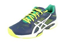 Asics Gel-Solution Speed 2 Clay Mens Tennis Shoes E601N Sneakers Trainers 5001