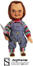 """MEZCO 15"""" TALKING CHUCKY GOOD GUY LARGE SCALE ACTION FIGURE W/SOUND CHILDS PLAY"""