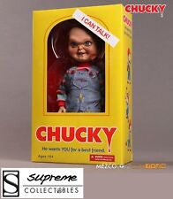 """MEZCO 15"""" TALKING CHUCKY GOOD GUY LIFE SIZE ACTION FIGURE W/SOUND CHILDS PLAY"""