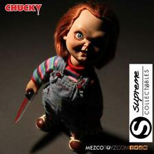 """MEZCO 15"""" TALKING CHUCKY GOOD GUY ANGRY FACE ACTION FIGURE W/SOUND CHILDS PLAY"""