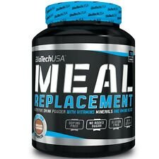 Biotech USA Meal Replacement 750 gr Pasto Sostitutivo Proteico