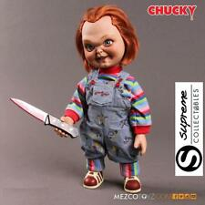 """MEZCO 15"""" TALKING CHUCKY GOOD GUY DOLL ANGRY FACE ACTION FIGURE CHILDS PLAY NEW"""