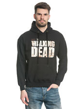 The Walking Dead Logo Felpa con cappuccio, Felpa uomo