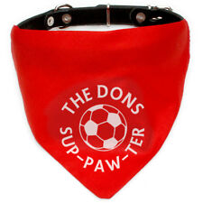 Aberdeen Pet Bandana | for football sup-paw-ter cats and dogs | FC | Hibs gift