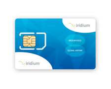 Iridium Global Satellite Airtime with SIM Card