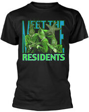The Residents' Meet The Residents' T-SHIRT - Nuevo y Oficial