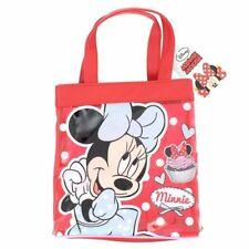 Various Girls Kids CHARACTER Handbag Tote Frozen Elsa Minnie Mouse Peppa Pig