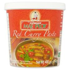 Authentic Imported Thai red curry paste by Mae Ploy **UK Seller Quick Delivery**