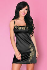 LIVCO CORSETTI Praveena Luxury Super Soft Decorative Chemise