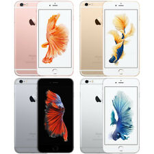 iPhone 6S 16GB~64GB~128GB A1688 Factory Unlocked Space Gray Rose Gold Silver