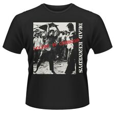 Dead Kennedys' Holiday in Cambodia' T-SHIRT - Nuevo y Oficial