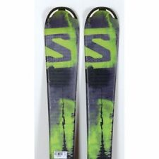 Salomon Q-MAX JR - skis d'occasion Junior