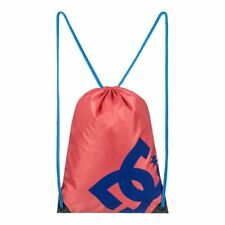 DC Shoes Cinched  Sacchetto Sport (Gymsack) Corallo Unisex