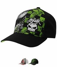 MODA No Fear Baseball Cappellino Jn74 Black/Green