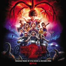 Stranger Things 2 OST by Kyle Dixon & Michael Stein Vinyl LP