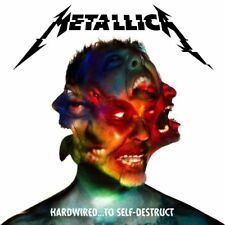 Metallica	- Hardwired… To Self Destruct Vinyl LP