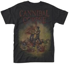 CANNIBAL CORPSE 'Chainsaw' T-SHIRT - Nuevo y Oficial