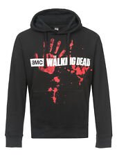 THE WALKING DEAD ZOMBIE ORDA Felpa con cappuccio Nero