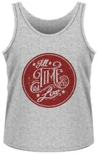 All Time Low 'USA' Mens TANK VEST - NUOVO E ORIGINALE