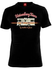 BREAKING BAD HEISENBERG TOURS MAGLIA BLACK