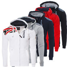 Geographical Norway Hombre Gatsby Winter Chaqueta Sudadera Jersey Polo