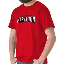 Netflix Training Marathon Funny Shirt Cool Gift Binge Watch Classic T Shirt Tee