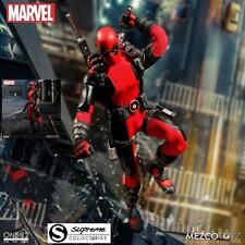 "Marvel By Mezco One:12 Collective Deadpool 1/12th Scale Action Figure 6""/17cm"
