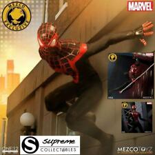 Mezco One:12 Collective Spiderman 1/12th Scale Action Figure SDCC EXCLUSIVE New