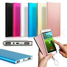 20000mAh Ultrathin Portable External Battery Charger Power Bank for Phones Eo