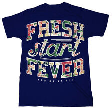 You Me At Six ' Fresh START Fever ' T-SHIRT - Nuevo y Oficial Nuevo y Oficial