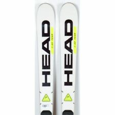 Pack neuf skis Head WORLDCUP REBELS i.GS TEAM avec fixations - neuf déstockage
