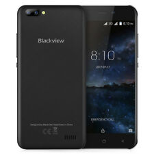 """Blackview A7 3g Smartphone Android 7.0 5.0"""" Quad-Core 1+ 8g Dual Trasera"""