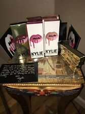 LIP KIT BY KYLIE JENNER, LIPGLOSS, LIP KIT, BIRTHDAY, LIMITED EDITION W/RECEIPTS