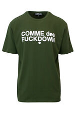 Short Fuckdown Sleeve T Men Green Des Comme Cdfu102 Shirt zRxq5XwHU