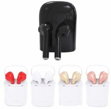 I7S TWS airpod Auricolare Bluetooth Wireless Stereo Apple iPhone 6 7 8 X android