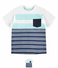MODA Crafted Short Sleeve T Shirt Infant Boys Colourblock